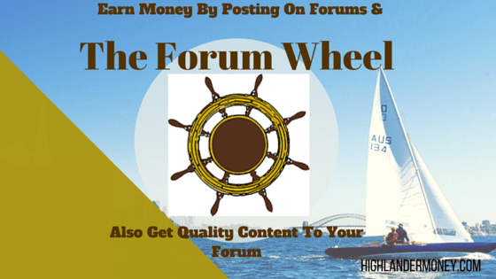 The Forum Wheel(2)