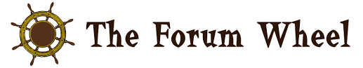 the forum wheel logo