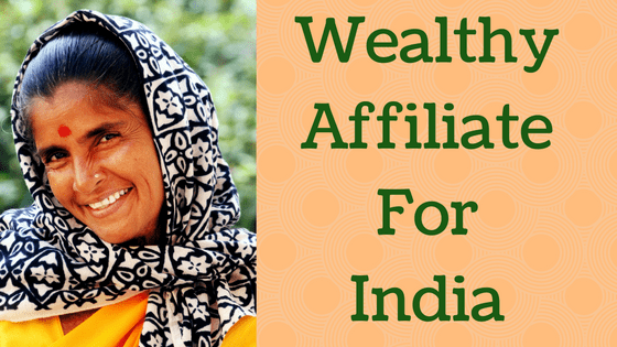 Wealthy AffiliateFor India2222)