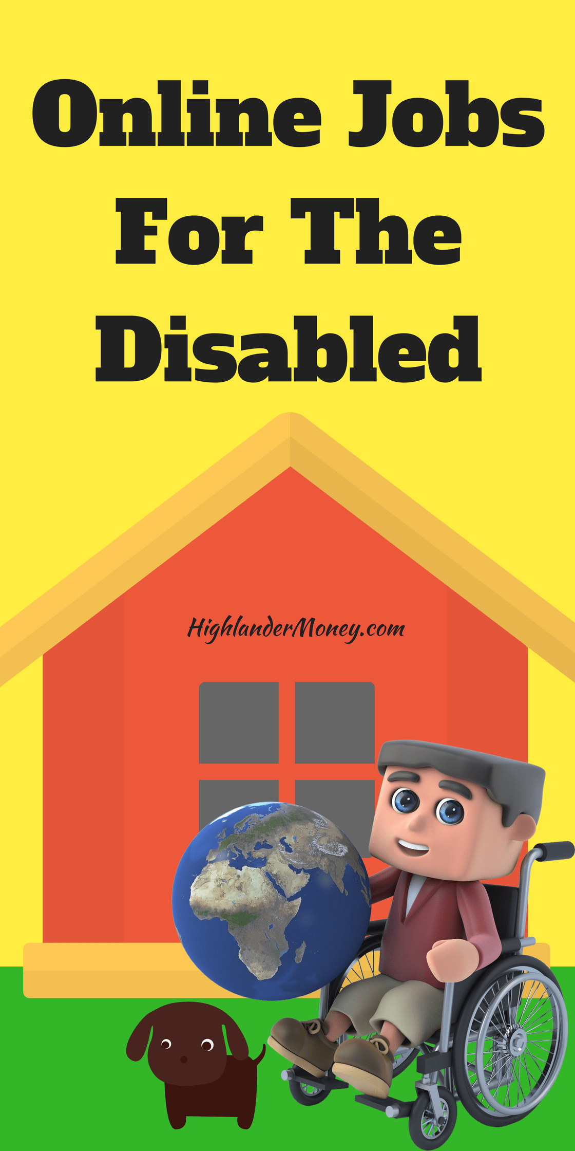 Easy Jobs for the disabled