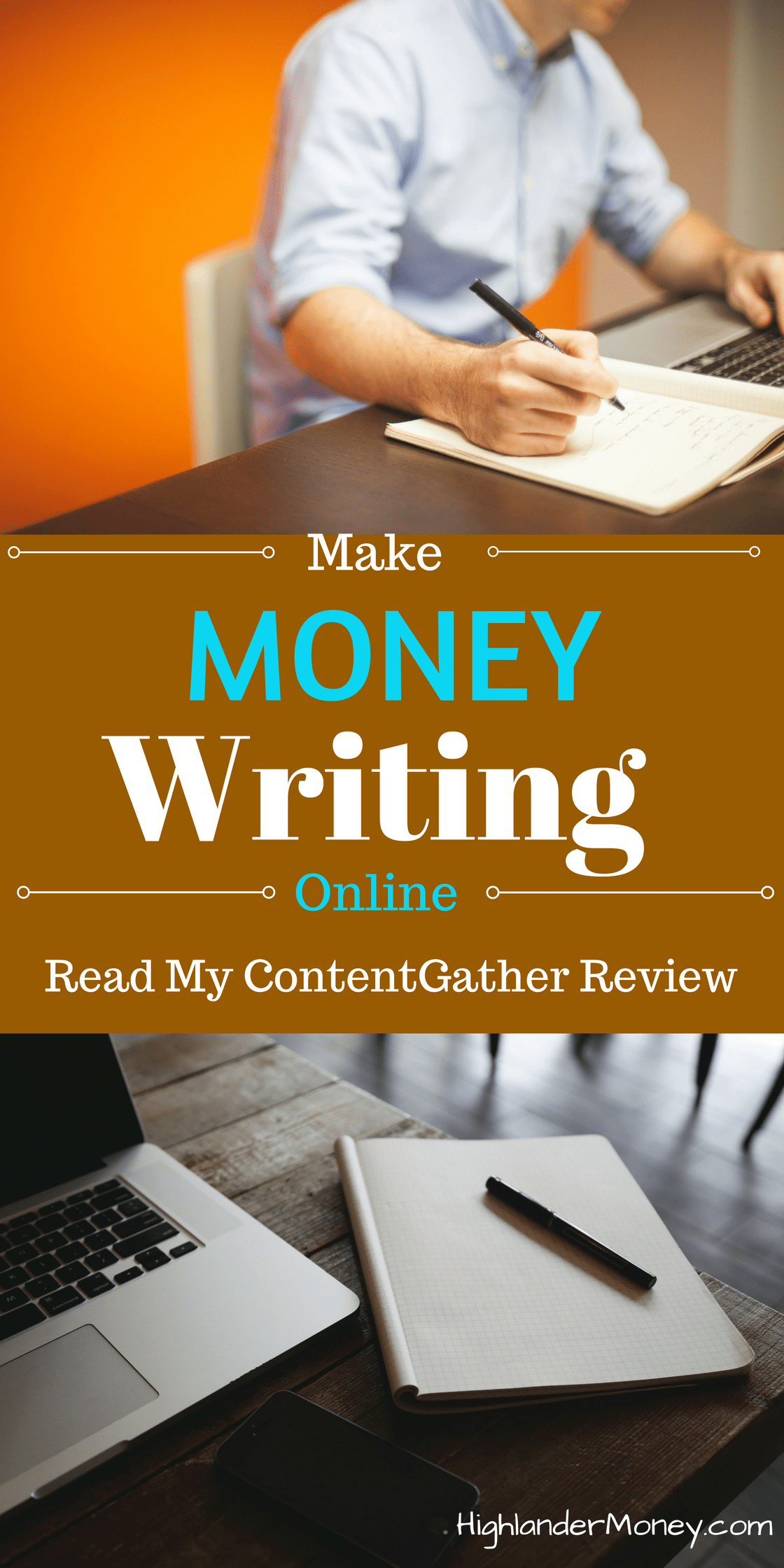 contentgather review highlander money make money online writing